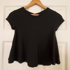 Total Girl Laced-Back Top